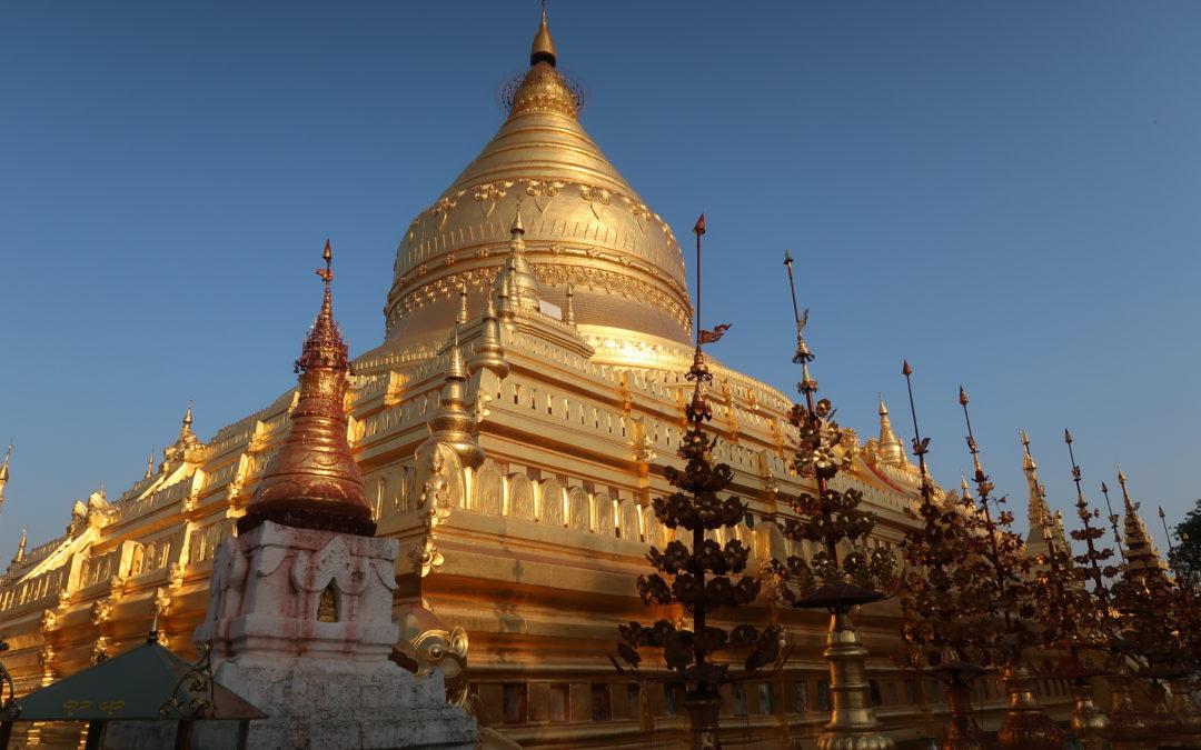 Promenades à Bagan