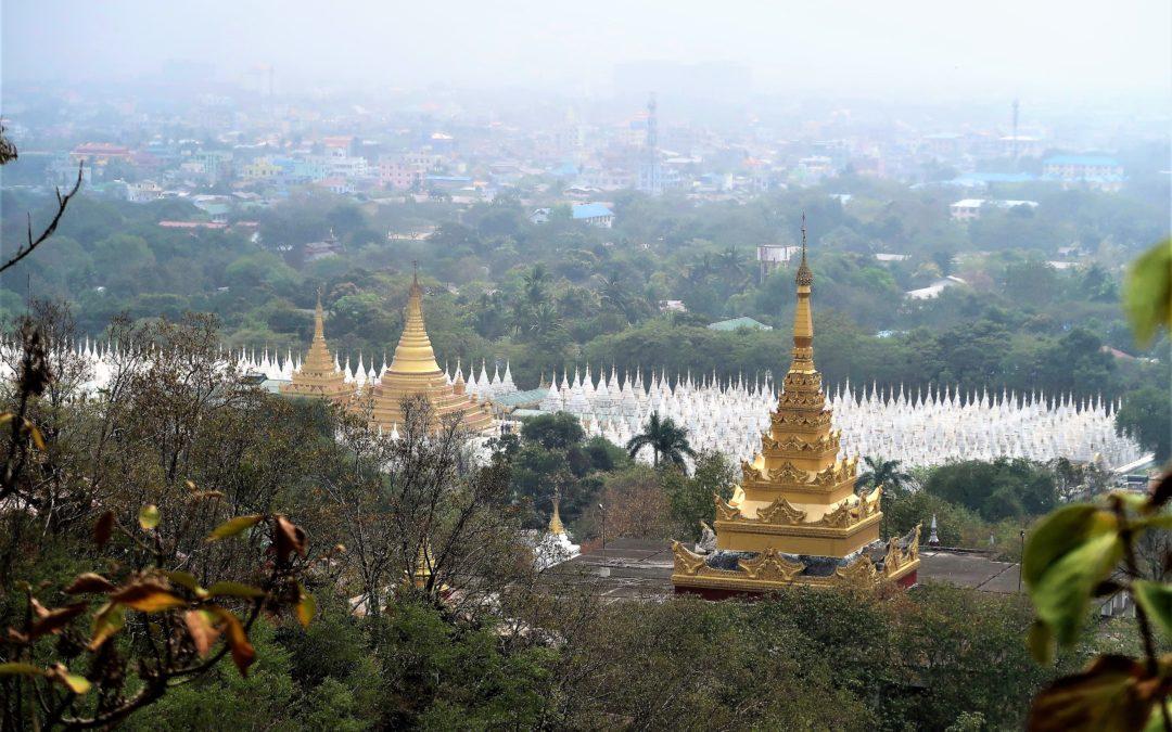Myanmar : Mandalay la cité des joyaux