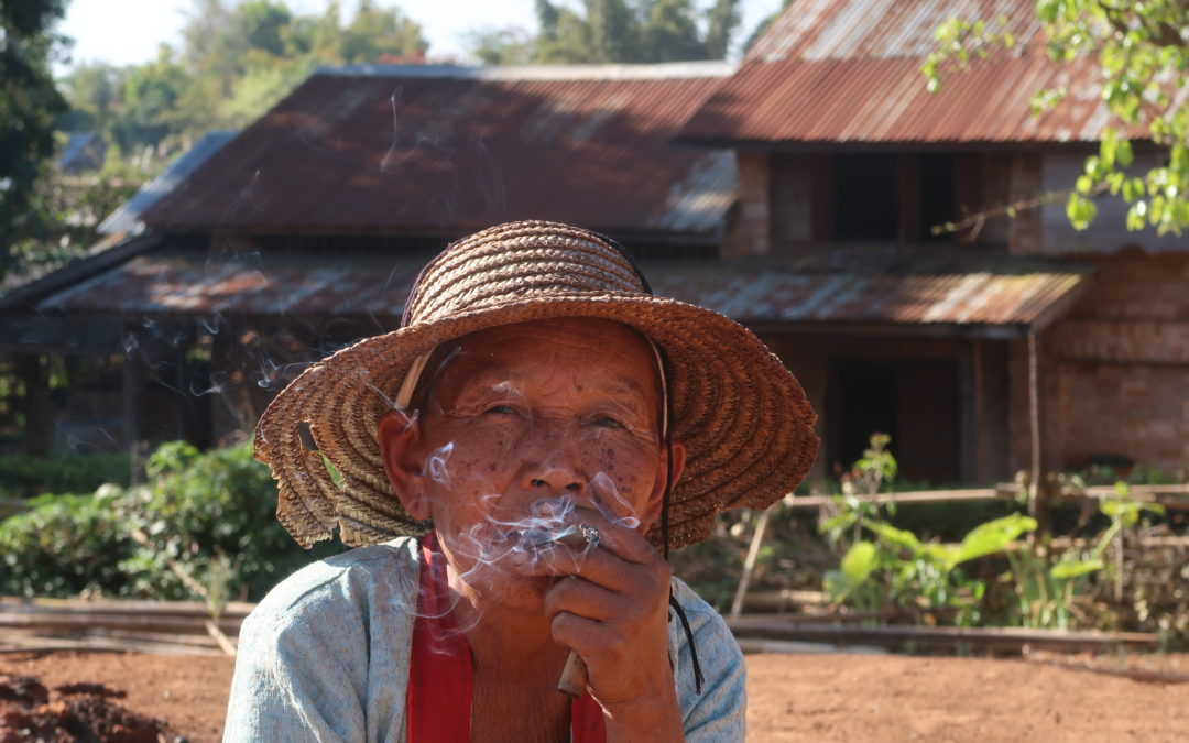 Myanmar : Hsipaw, le trekking authentique