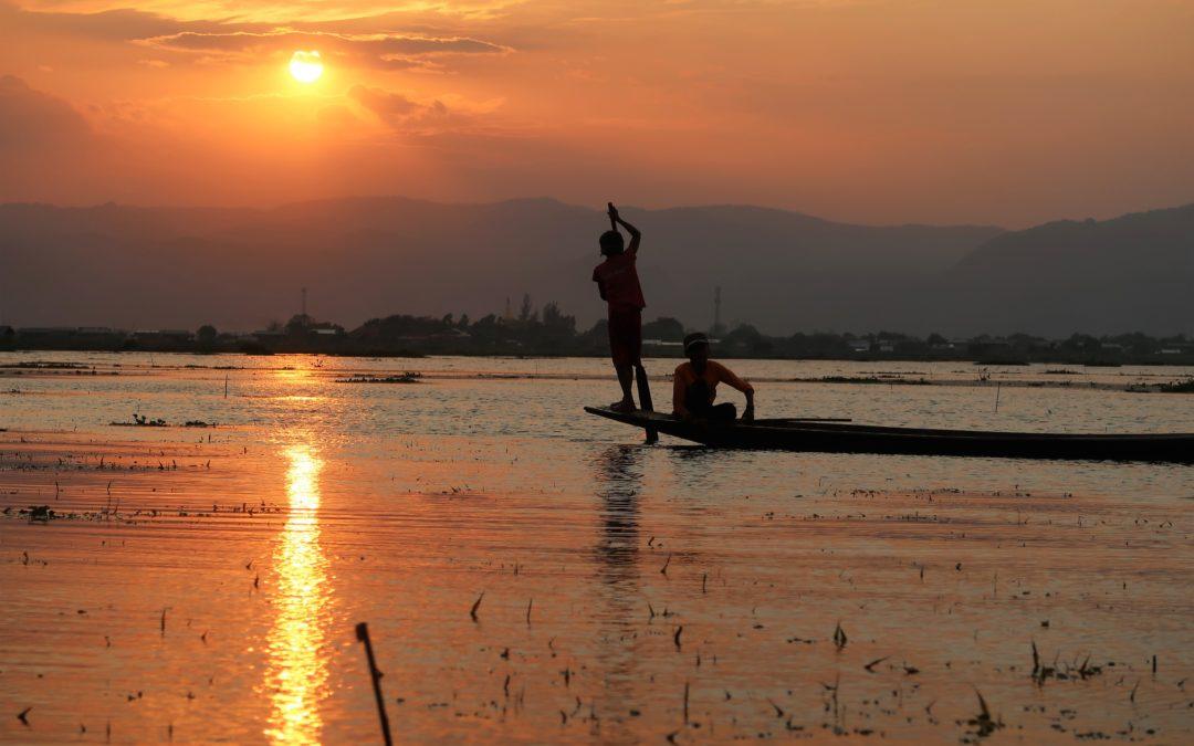 Myanmar : la magie du lac d'Inle