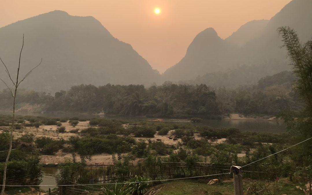 La traversée du nord Laos