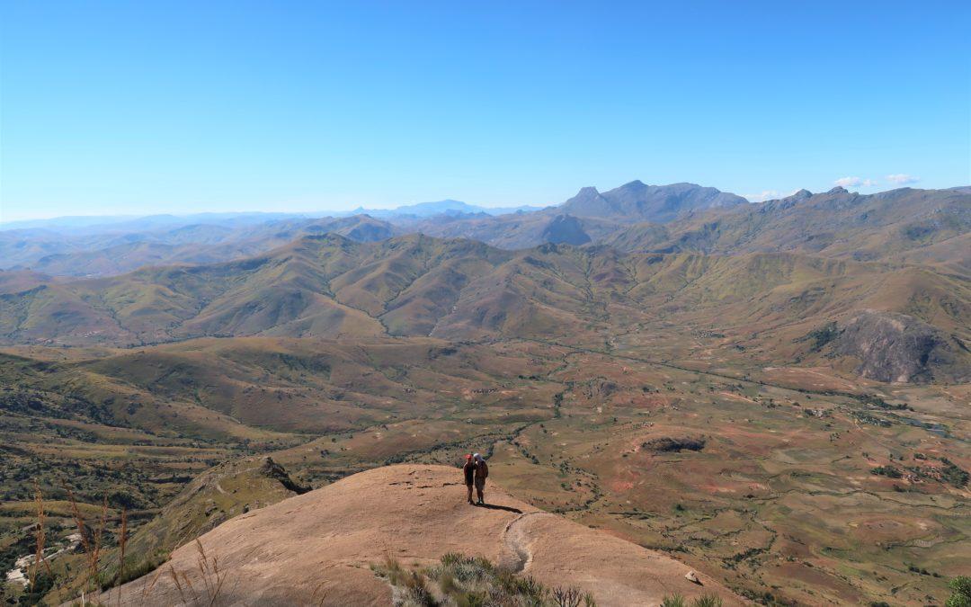 La remontée de la RN7 : d'Isalo à Antsirabe