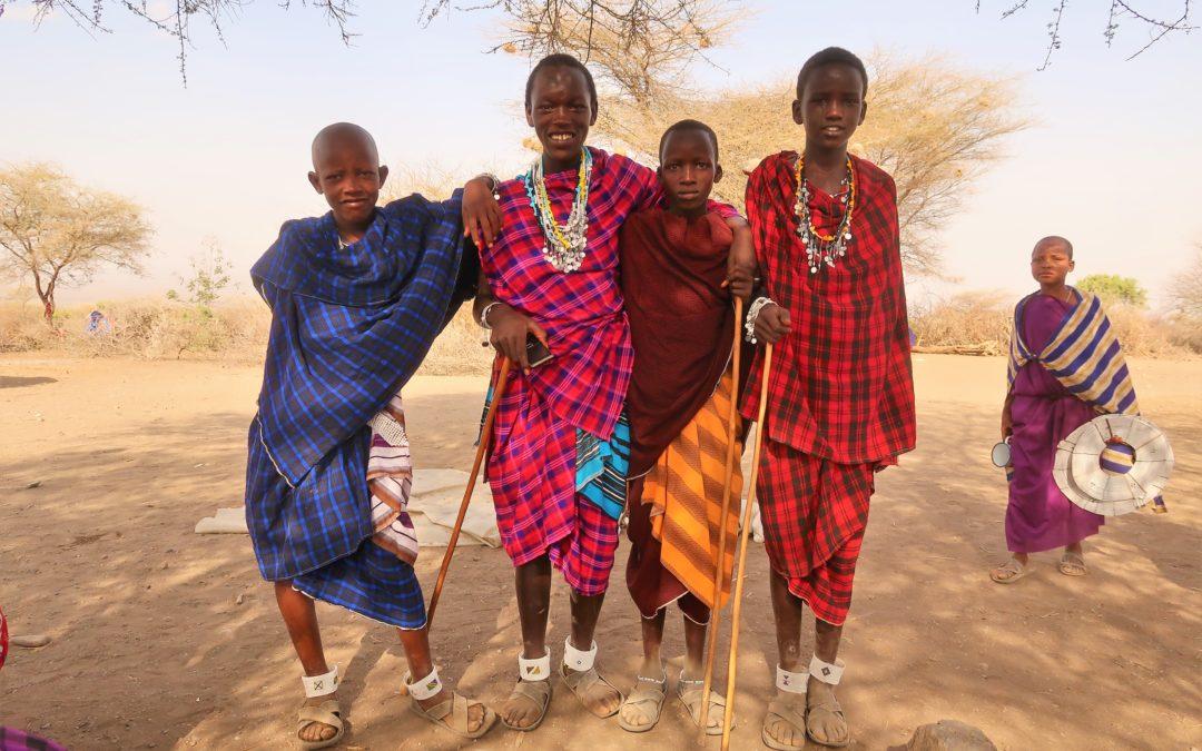 Immersion Maasaï et découverte de Zanzibar